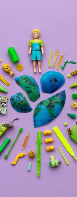 World Plastic Trashart